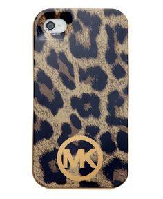MK Leopard Case