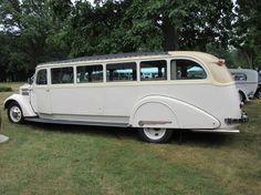 1935 White Model 706 Yellowstone Bus for sale #1864623 | Hemmings Motor News