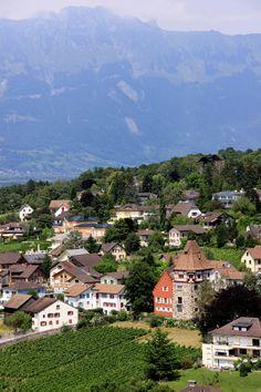 Vaduz   Liechtenstein (by allansu)