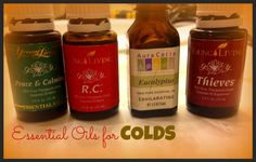 Midwest Mom & Wife: Essential Oils for colds