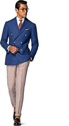 Jacket_Blue_Plain_Madison_C827BI