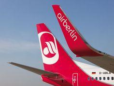 Air Berlin : plan de restructuration avec 1200 postes supprimées
