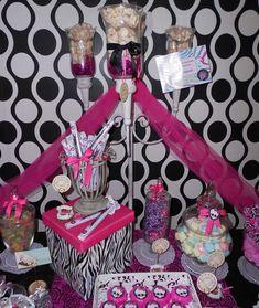 Cumpleaños de Lourdes | CatchMyParty.com