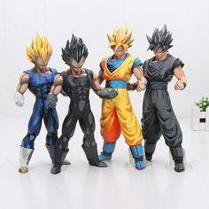 Toys & Hobbies Objective Special Anime Paint Black Color 26cm Dragon Ball Z Super Saiyan Vegeta Pvc Action Figure Dragonball Collection Model Toys
