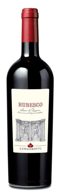 Lungarotti Rubesco - Intense and spicy red {Umbria, Italy}