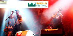 SHIKILLO FESTIVAL ANUNCIA LOS HORARIOS DE LAS ACTUACIONES DE SU VI EDICIÓN
