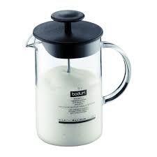 Melk opschuim apparaatje/hand tool