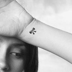 Bird Tattoo below the ankle for Matthew 6: