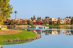 EL GOUNA, THE PEARL OF THE RED SEA. EGYPT.