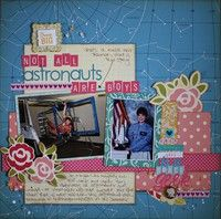 A Challenge by shimelle from the two peas in a bucket Scrapbooking Gallery originally submitted 09/16/11 at 12:13 PM
