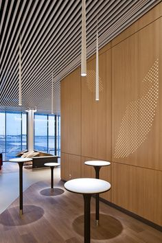 2 | Airport Lounge Simulates An Urban Park To Soothe Harried Flyers | Co.Design: business + innovation + design