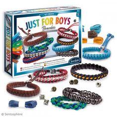 Kit bisutería masculina - Just for boys - Fotografía n°2