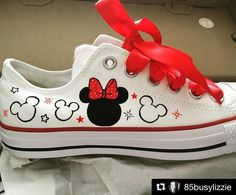 """48 Likes, 1 Comments - Custom Converse (@customconverseuk) on Instagram: """"#Repost @85busylizzie ・・・ Slightly excited right now! Thank you @customconverseuk roll on…"""""""