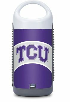 Skinit Texas Christian University Vinyl Skin for AR Portable Wireless Speaker by Skinit. $23.99. IMPORTANT: Skinit skins, stickers, decals are NOT A CASE. Our skins are VINYL SKINS that allow you to personalize and protect your device with form-fitting skins. Our adhesive backing can be applied and removed with no residue, no mess and no fuss. Skinit skins are engineered specific to each device to take into account buttons, indicator lights, speakers, unique curvature and will n...