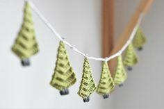 Versatile Christmas tree pattern   lilleliis