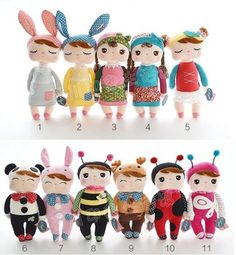 Free Shipping new 2914 30cm Lovely Stuffed Cloth Doll Plush Toy Metoo Rabbit Doll Angela Christmas Girl Birthday Gift