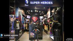 dc comics superheroes store - Google Search