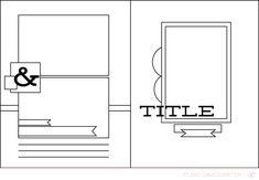 Blog: Sunday Sketch | Aga - Scrapbooking Kits, Paper & Supplies, Ideas & More at StudioCalico.com!