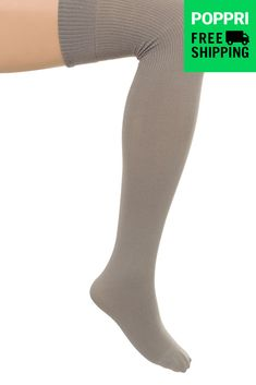 a79c3a608b4 DIESEL Size S Women s 1-SCROCYS Knee-High Socks Made in Italy  fashion