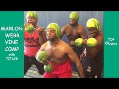 All Marlon Webb Watermelon Vine Compilation 2015 - YouTube