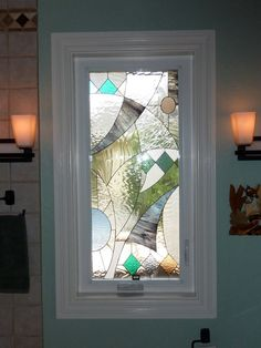 Customized stained glass for your home