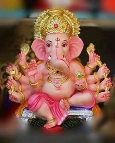 Make this Ganesha Chathurthi 2020 special with rituals and ceremonies. Lord Ganesha is a powerful god that removes Hurdles, grants Wealth, Knowledge & Wisdom. Shri Ganesh Images, Sri Ganesh, Ganesh Lord, Ganesha Pictures, Lord Shiva, Ganesh Chaturthi Photos, Happy Ganesh Chaturthi Images, Ganesh Bhagwan, Baby Ganesha