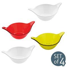 LEAF bowl XXS 40ml (set of 4) Koziol