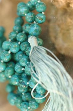 Sivana — Turquoise Mala