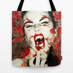 FCK the War Tote Bag by AsyaCreativeArt - $22.00