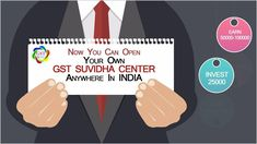 Choosing GST Suvidha Center is very beneficial in many ways. The first advantage is a low investment and high earning. To start a GST center a small investment has to be done which is never a loss. Flexible Working, Starting Your Own Business, Got Him, Job Search, Problem Solving, Get Started, In This World, No Response, Investing