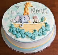 noah's arc cakes - yahoo Image Search Results