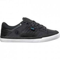 65760718f6 DVS Ignition CT Skate Shoes Black Grey Suede
