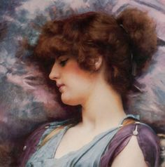 John William Godward, Far Away Thoughts (1892)