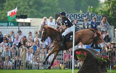 Andrew Nicholson and Nereo are among the 2016 Badminton Horse Trials entries