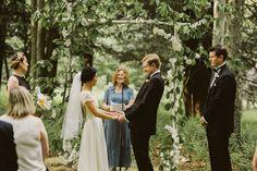 Timeless Catskills Barn Wedding at Handsome Hollow