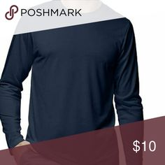 """NEW CARHARTT CREW NECK LONG SLEEVE TEE Description  Crew neck long sleeve T-shirt. Rib knit at neckline. Flat-lock stitched at side seams and armhole curves. Made of 100% Polyester. Length: 30"""" (size M).  Crew neck T-shirt  Long sleeves  Flat-lock stitching  100% Polyester  Length: 30"""" Carhartt Shirts Tees - Long Sleeve"""