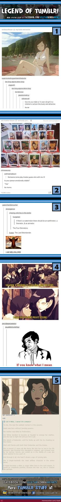Legend of tumblr <----- Amasi's life gets better though, which is happy....