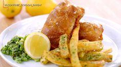Fish and Chips - рецепт от Гордона Рамзи