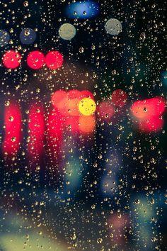 Water foreground with Bokeh background Rainy Dayz, Rainy Night, I Love Rain, No Rain, Bokeh Photography, Singing In The Rain, Jolie Photo, Rain Drops, Water Drops