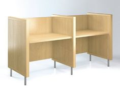 agati furniture boalt study carrels - Study Carrel
