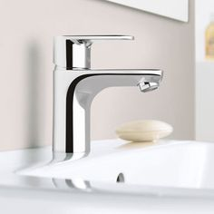 Hansgrohe, Talis, Single Hole Faucet for the kids bathroom.  Costco.com and Amazon for $74.99