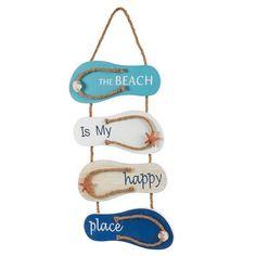 Ocean Home Decor, Beach House Decor, Coastal Decor, Beach House Furniture, Beach House Signs, Beach Wall Decor, Home Furniture, Seashell Crafts, Beach Crafts