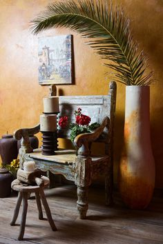Tuscan Style Homes, Hacienda Style, Spanish Colonial, Decorative Accessories, Home Furnishings, Rustic, Fine Art, Fun, Beautiful