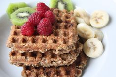 """Zeb's Waffles - from """"My Beef With Meat"""""""