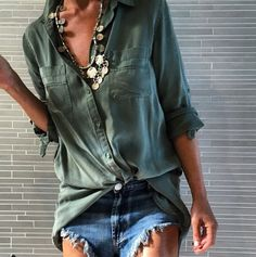Trends shorts and Jewellery
