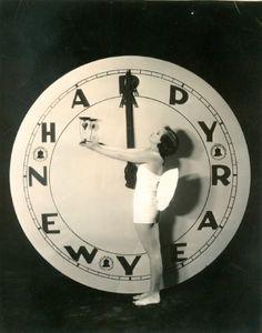 Barbara Kent - New Years 1930s