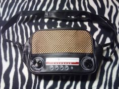 sac a main rockabilly petite radio