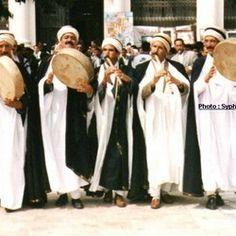 coutumes algériennes -