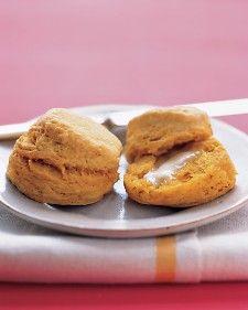 NYE - sweet potato biscuits