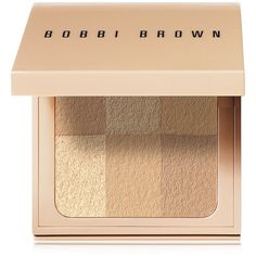 Bobbi Brown Nude Finish Illuminating Powder ($50) ❤ liked on Polyvore featuring beauty products, makeup, face makeup, face powder, beauty, nude, illuminating face powder and bobbi brown cosmetics